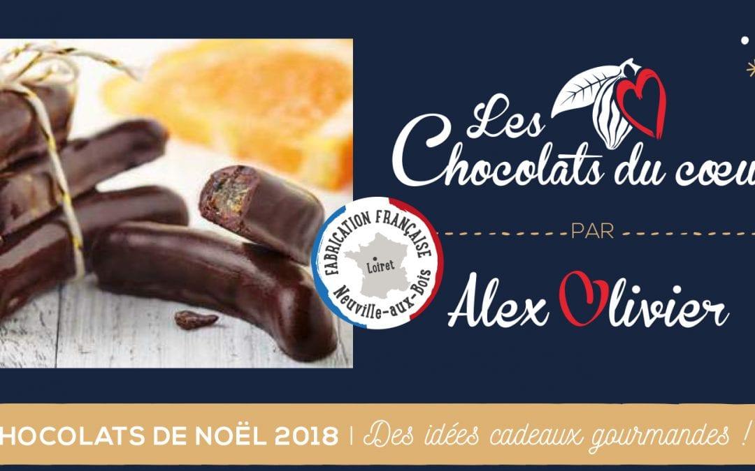Chocolats du cœur – à vos bons de commande !